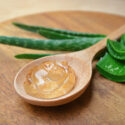 Organic Aloe Leaf Extract (Aloe Barbadensis)